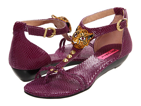 Sandale Betsey Johnson - Kahluua - Purple