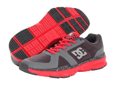 Adidasi DC - Unilite Trainer W - Grey/Red