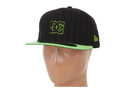 Sepci DC - Empire SE Hat - Black/Lime
