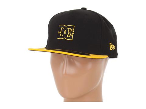 Sepci DC - Empire SE Hat - Black/Yellow