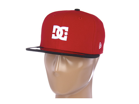 Sepci DC - Empire SE Hat - Black/Red/White