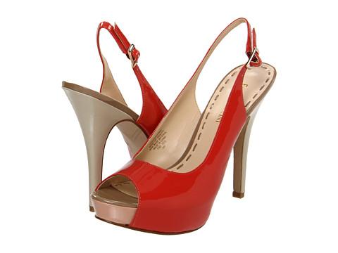 Pantofi Enzo Angiolini - Sunshynne - Coral Patent