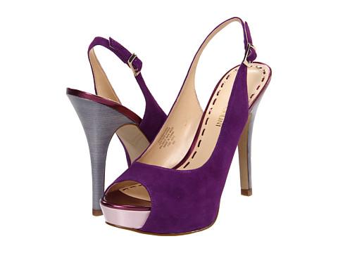 Pantofi Enzo Angiolini - Sunshynne - Purple Suede
