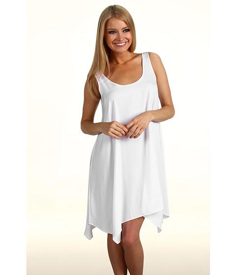 Rochii BCBGMAXAZRIA - Draped Hem Dress - White