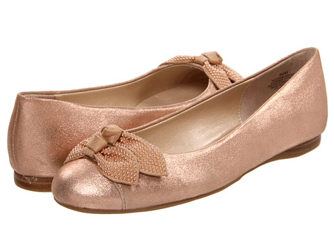 Balerini Nine West - ThisMoment - Pink/Pink Metallic
