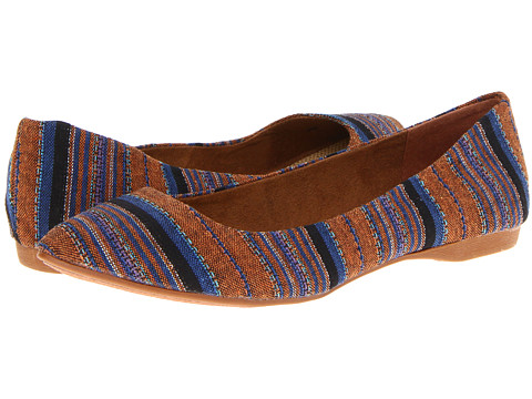 Balerini Rocket Dog - Chamay - Rust Cabana Stripe