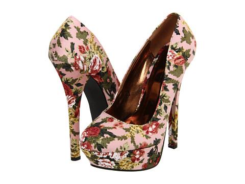 Pantofi Miss Me - Dainty-9 - Pink