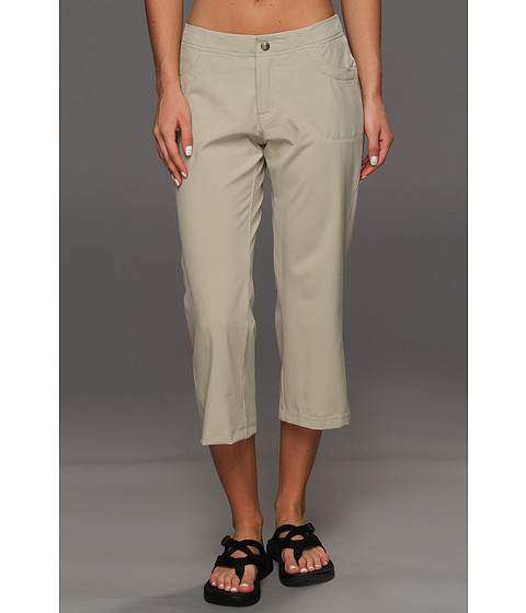 Pantaloni Patagonia - All-Out Capri - Stone