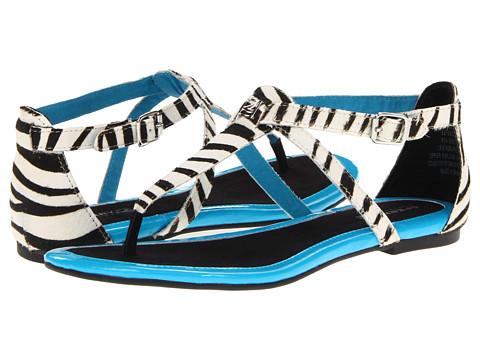 Sandale Sperry Top-Sider - Summerlin - Black/White Zebra/Neon Blue