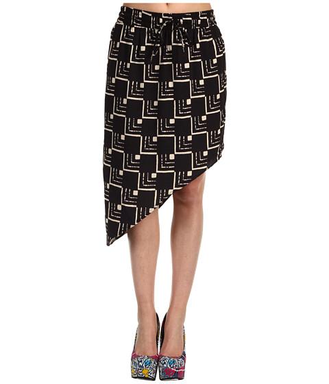 Fuste ONeill - Slanted Skirt - Black