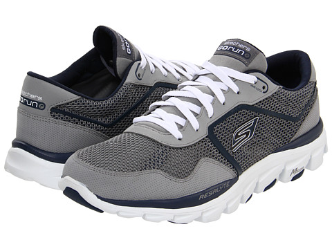 Adidasi SKECHERS - GOrun Ride - Ultra - Charcoal/Navy