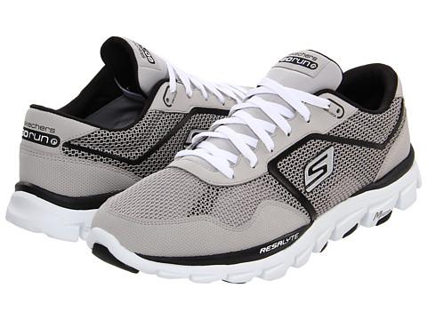 Adidasi SKECHERS - GOrun Ride - Ultra - Grey/Black