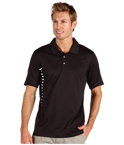 Tricouri adidas - Formotion⢠Graphic Polo w/ Coolmax⢠- Black/White