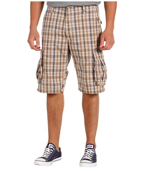 Pantaloni Levi\'s - Covert Core Cargo Short - Birch Plaid Tan