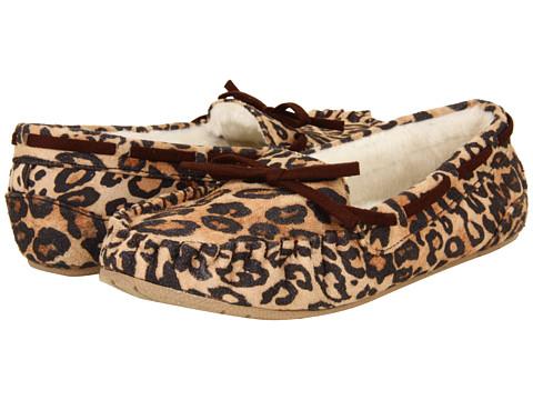 Balerini UNIONBAY - Yum Moccasin - Cheetah