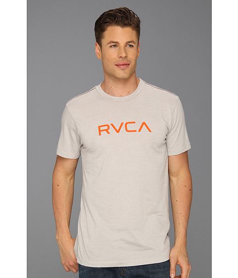 Tricouri RVCA - Big RVCA Tee - Cool Grey