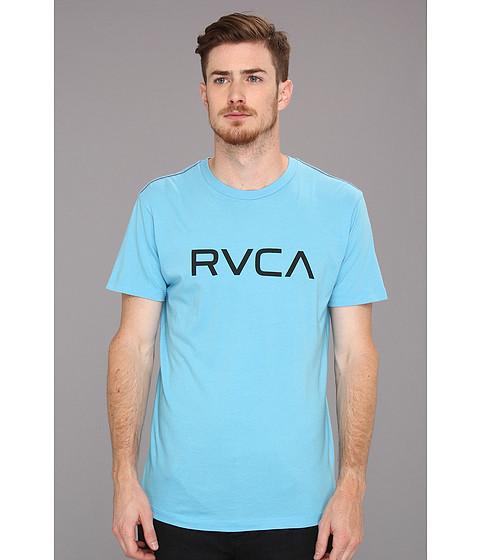 Tricouri RVCA - Big RVCA Tee - Norse Blue