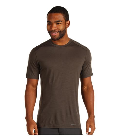 Tricouri Patagonia - Merino 1 Silkweight T-Shirt - Silt