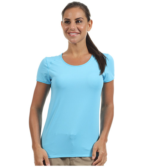 Tricouri Patagonia - Capileneî 1 Silkweight Stretch T-Shirt - Sky