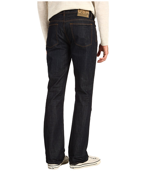 Blugi John Varvatos - Low Rise Slim Boot Cut Jean - Indigo