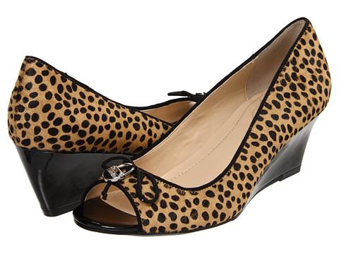 Pantofi Calvin Klein - Olita - Beige/Black
