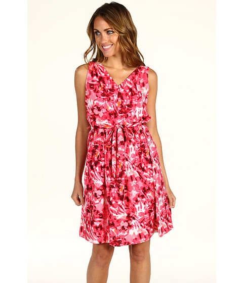 Rochii Jones New York - Pleated Dress - Multi