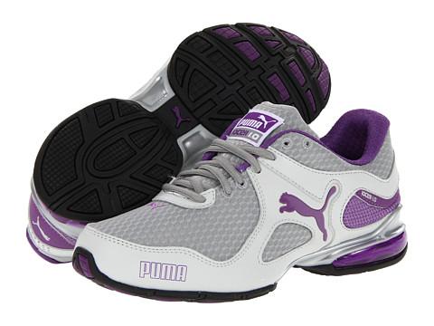 Adidasi PUMA - Cell Riaze Wn\\\'s - Limestone Gray/Gray Violet