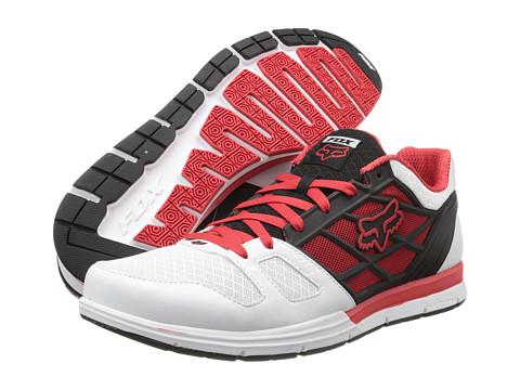Adidasi Fox - Motion Elite - White/Black/Red