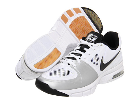 Adidasi Nike - Air Extreme Volley - White/Black-Metallic Silver-Gum Yellow