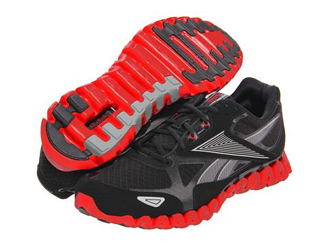 Adidasi Reebok - ZigNano Storm - Black/Excellent Red