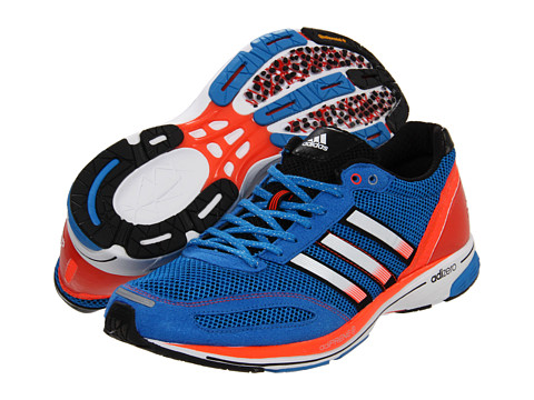 Adidasi Adidas Running - adiZeroâ⢠Adios 2 M - Bright Blue/Black/Infrared