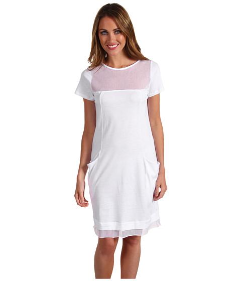 Lenjerie Cosabella - Adry Short Sleeve Dress - White