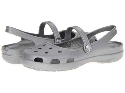Sandale Crocs - Shayna - Silver