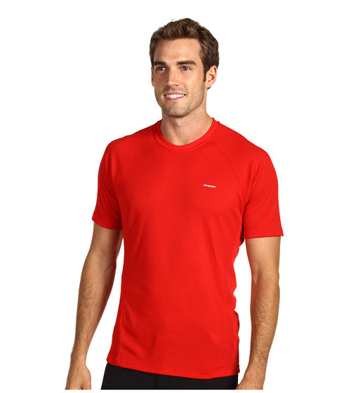 Tricouri Patagonia - Capileneî 2 Lightweight T-Shirt - Red Delicious/Red Delicious