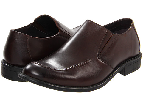Pantofi Steve Madden - Belgim - Brown Leather