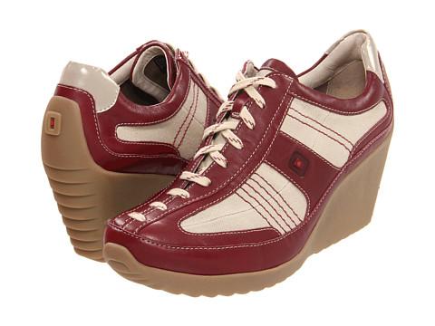 Pantofi Tsubo - Fadir II - Burgundy/Hemp