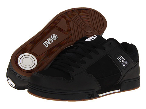 Adidasi DVS Shoe Company - Durham - Black/Gum Hi Abrasion