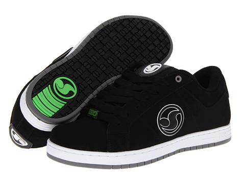Adidasi DVS Shoe Company - Mastiff - Black Nubuck SP 13