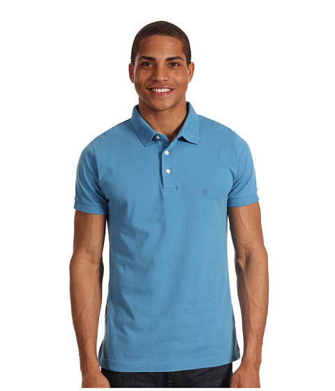 Tricouri French Connection - Sneezy Polo Shirt - Bubble Gum