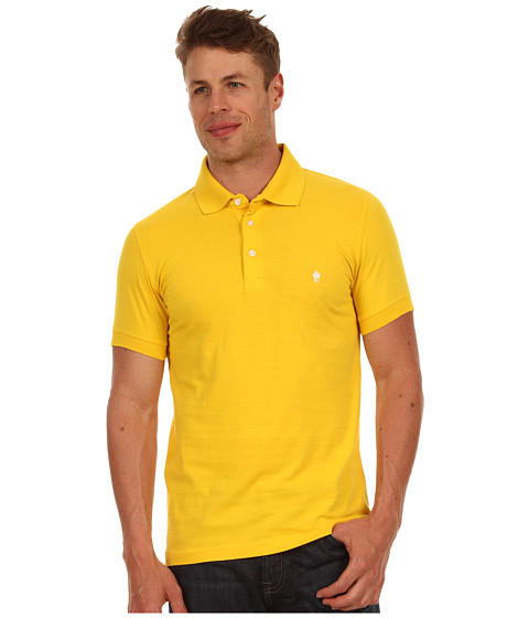 Tricouri French Connection - Sneezy Polo Shirt - Lifeboat Yellow