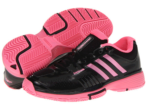 Adidasi adidas - adipowerâ⢠barricade 7.0 W - Black/Pink Zest