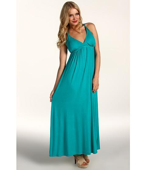 Rochii Type Z - Habiba Maxi Dress - Green