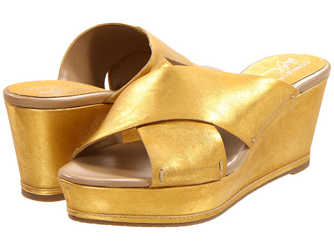 Pantofi Donald J Pliner - Franz - Gold/Gold