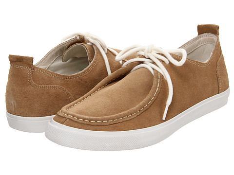 Pantofi Cole Haan - Air Newport Low Oxford - Milkshake Suede