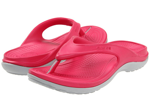 Sandale Crocs - Duet Athens - Raspberry/Light Grey
