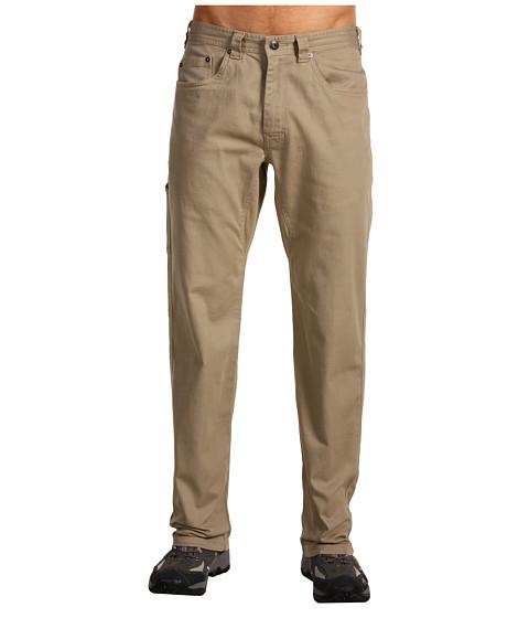 Pantaloni Prana - Bronson Pant - Khaki