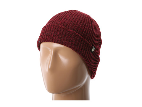 Sepci Obey - Ruger Beanie - Heather Burgundy