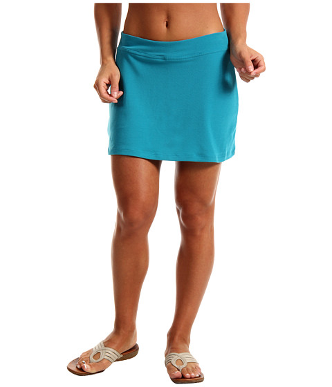 Fuste Prana - Sugar Mini Skirt - Capri Blue