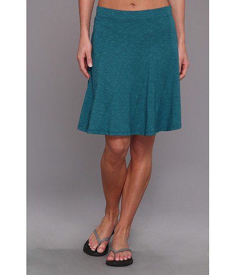 Fuste Horny Toad - Chachacha Skirt - Deep Blue Green