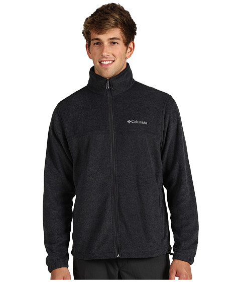 Jachete Columbia - Steens Mountainâ⢠Full Zip 2.0 - Charcoal Heather
